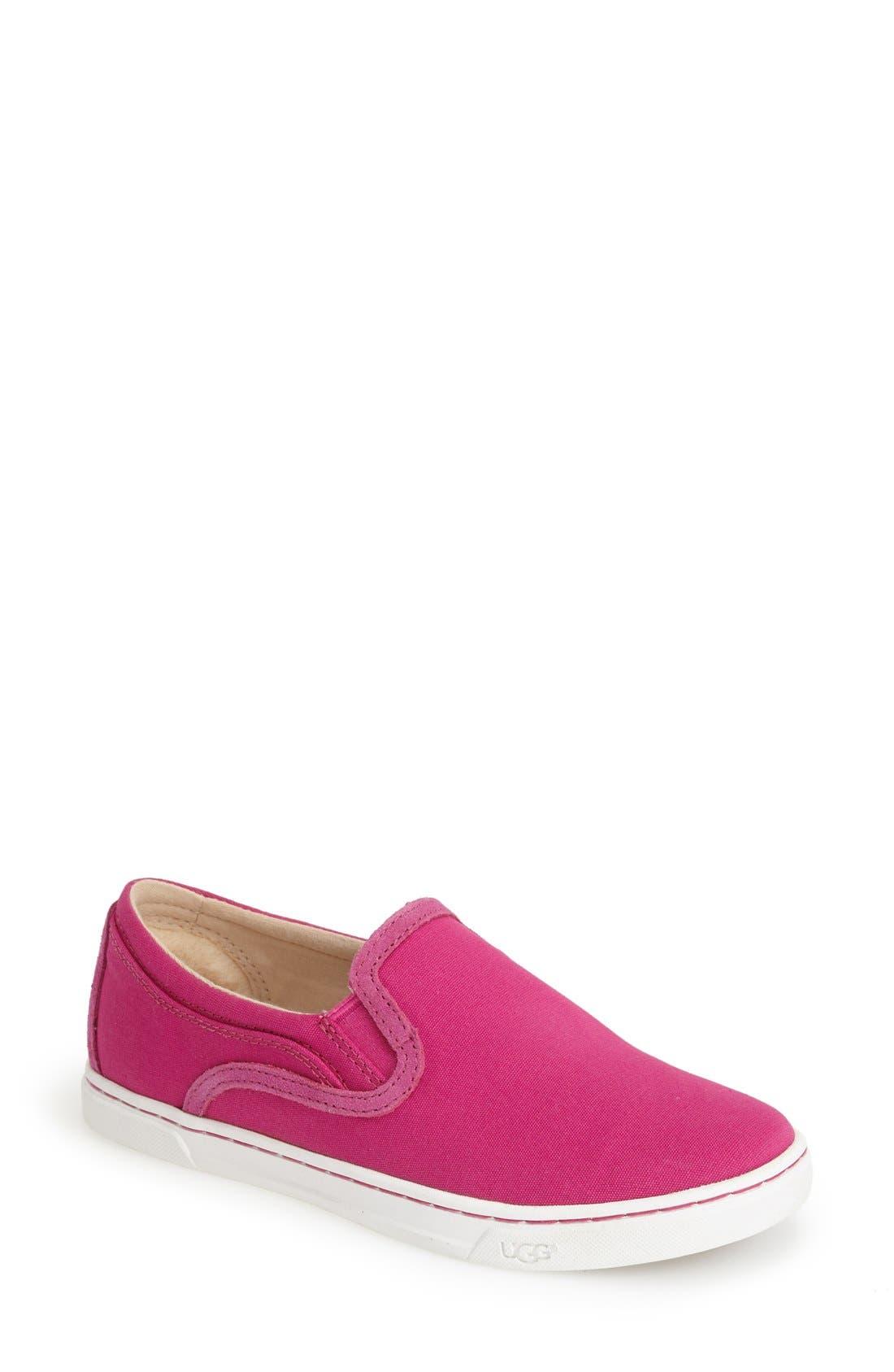 Alternate Image 1 Selected - UGG Australia® 'Fierce' Slip-On Sneaker (Women)