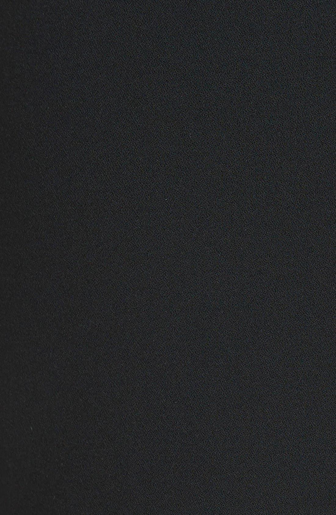 Alternate Image 3  - Halogen® Side Vent Midi Pencil Skirt