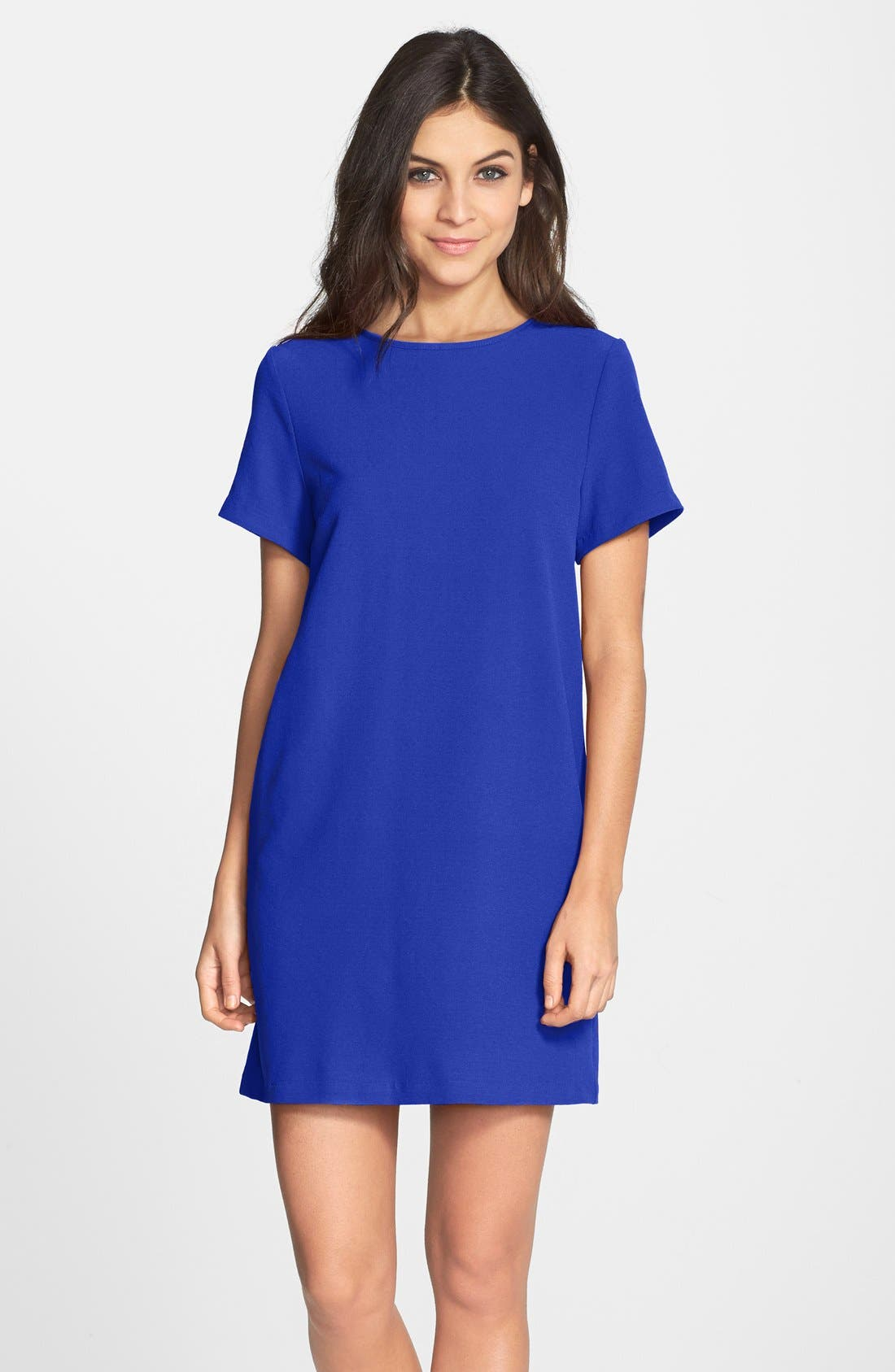 Alternate Image 1 Selected - Felicity & Coco Crepe Shift Dress (Nordstrom Exclusive)