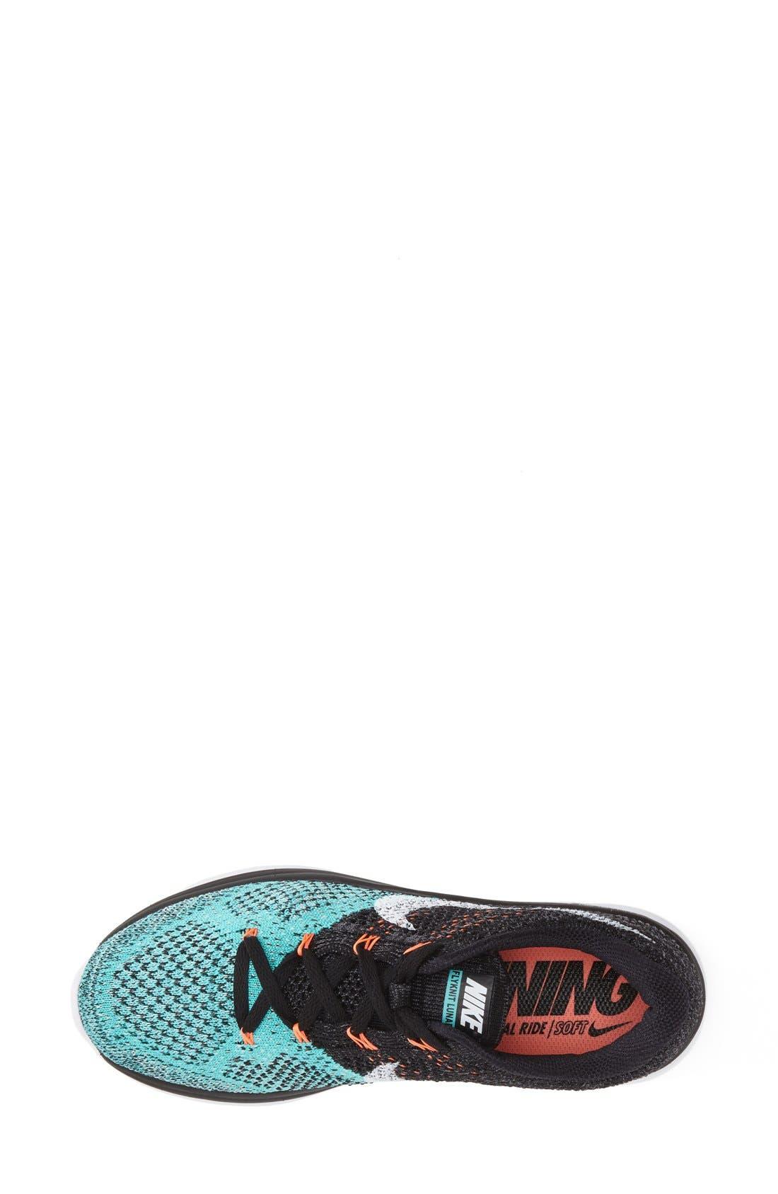 Alternate Image 3  - Nike 'Flyknit Lunar 3' Running Shoe (Women)