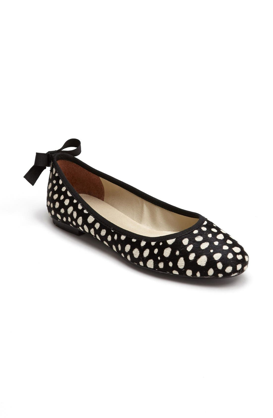 Alternate Image 1 Selected - French Sole 'Gale' Ballet Flat