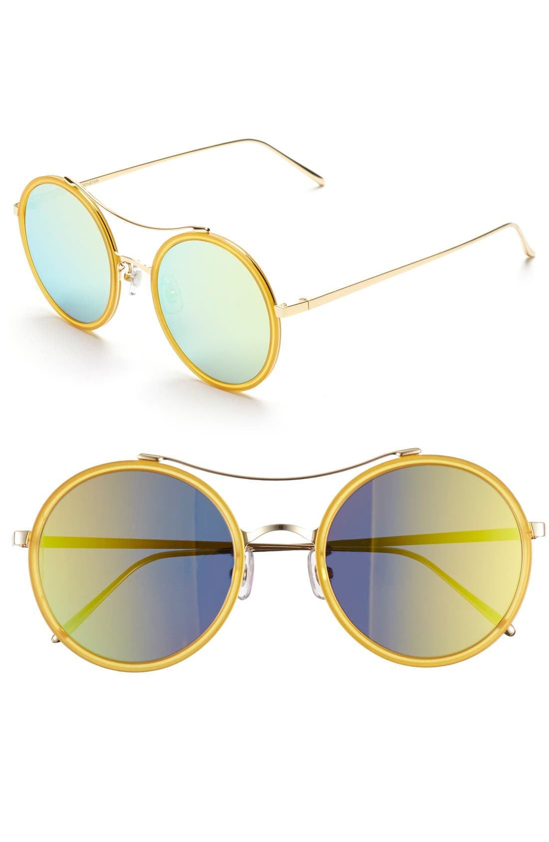Alternate Image 1 Selected - Gentle Monster 52mm Round Sunglasses