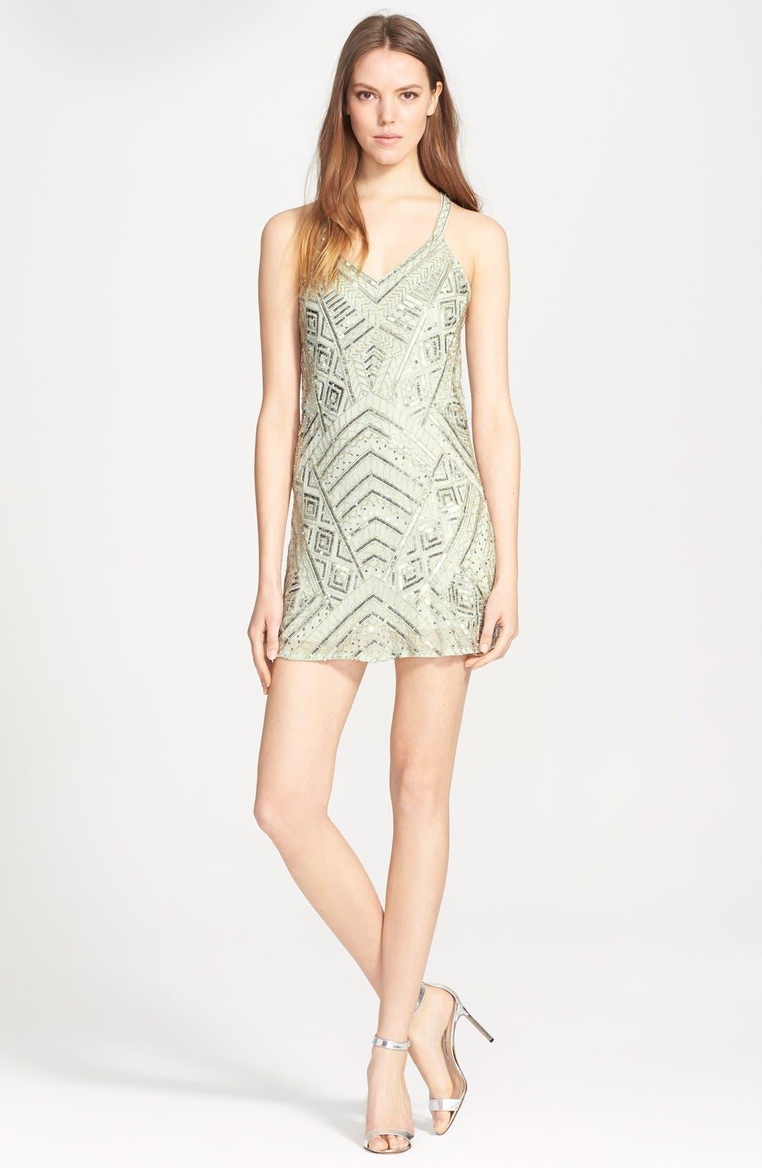 Alternate Image 1 Selected - Parker 'Candor' Beaded Dress
