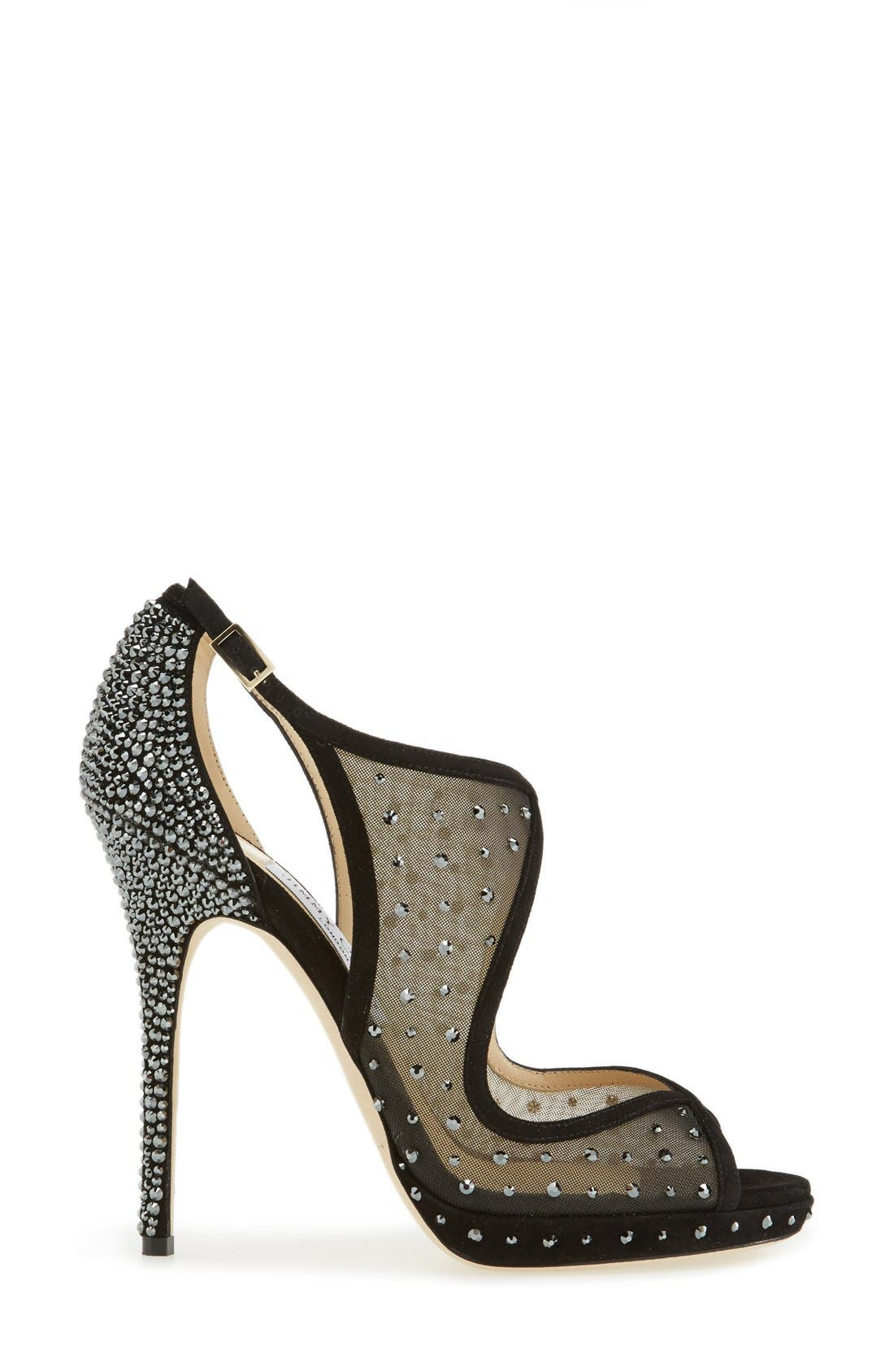 Alternate Image 4  - Jimmy Choo 'Leondra' Sandal (Women)