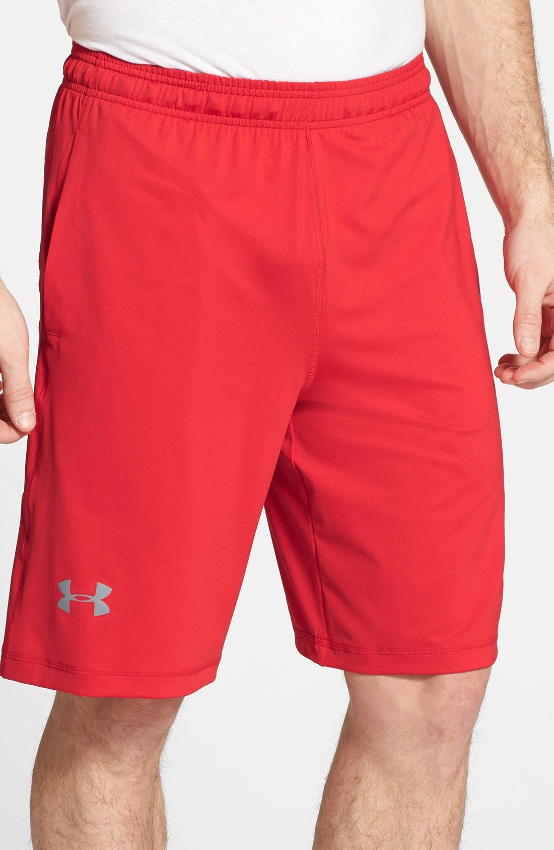 UNDER ARMOUR 'Raid' HeatGear® Loose-Fit Athletic Shorts