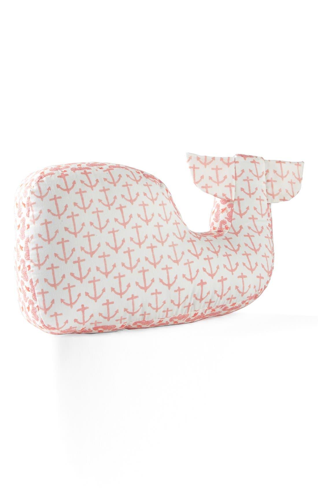 Main Image - rikshaw design Whale Pillow
