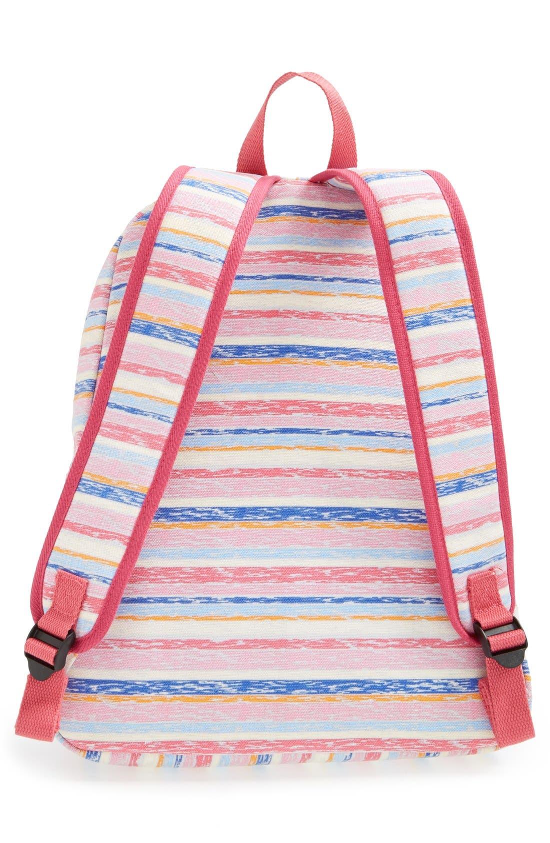 Alternate Image 3  - Tucker + Tate Print Backpack (Girls)