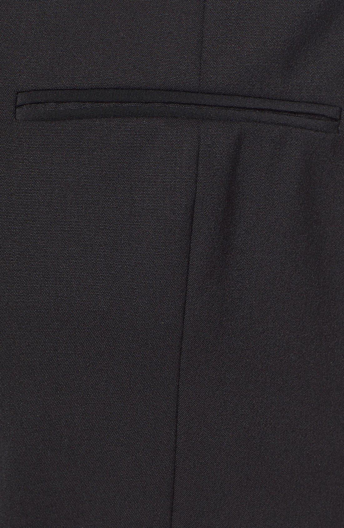 Alternate Image 3  - Jason Wu Stretch Gabardine Crop Pants