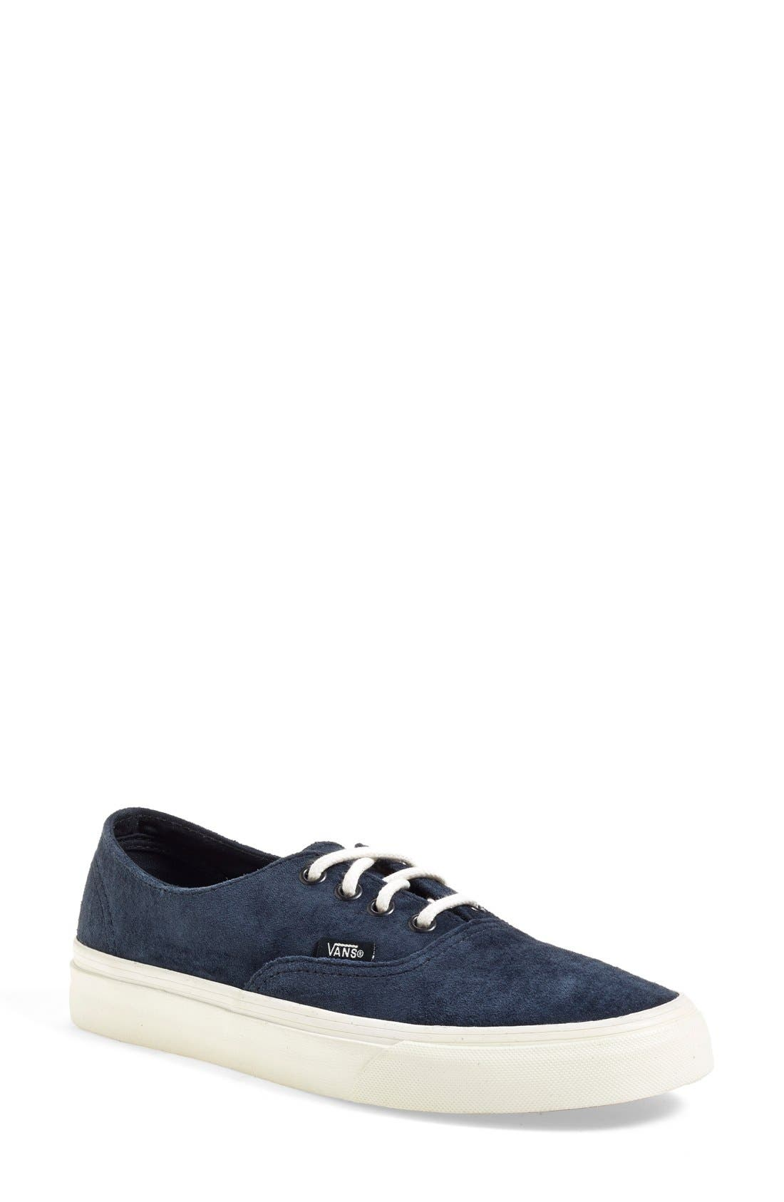 Alternate Image 1 Selected - Vans 'Authentic - Era Decon CA' Sneaker (Women)
