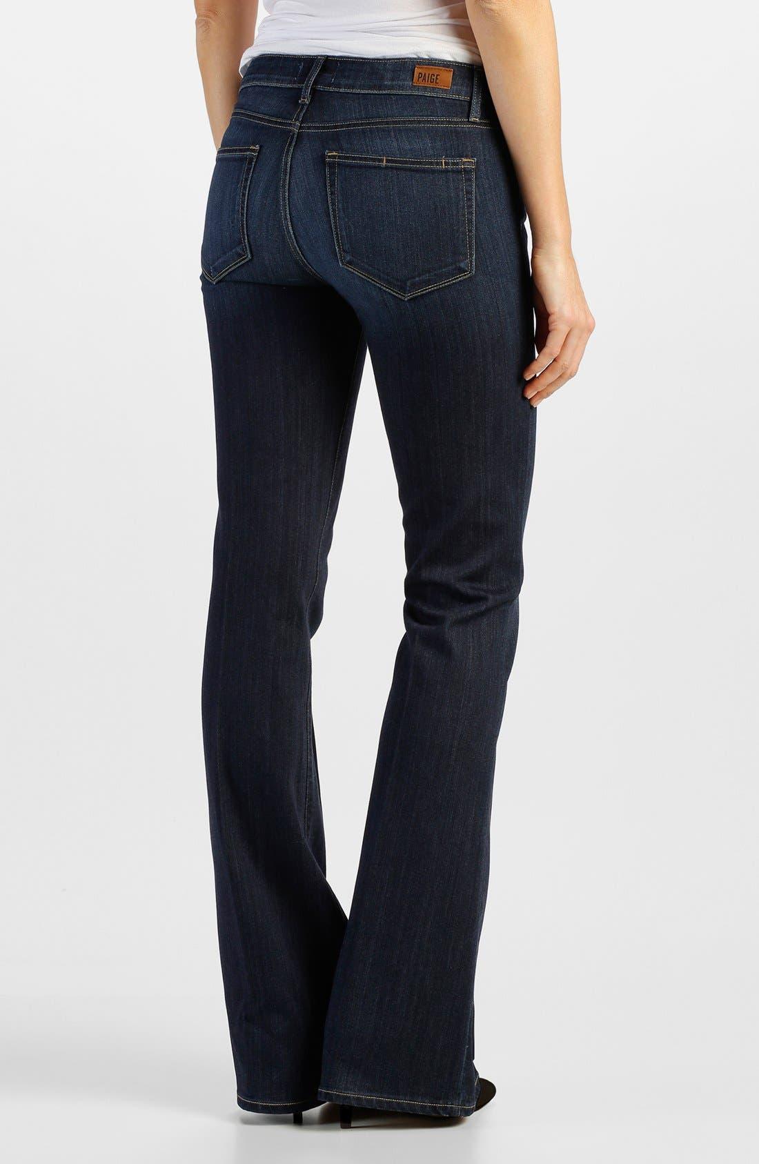 Alternate Image 2  - Paige Denim 'Skyline' Bootcut Jeans (Alanis)