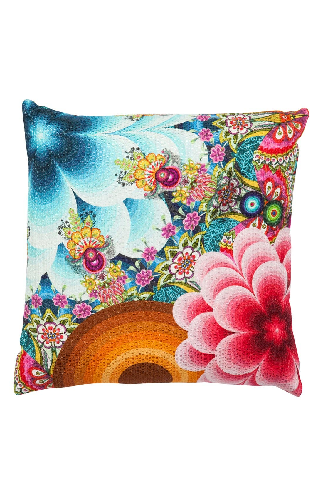 Alternate Image 2  - Desigual 'Mandala' Accent Pillow