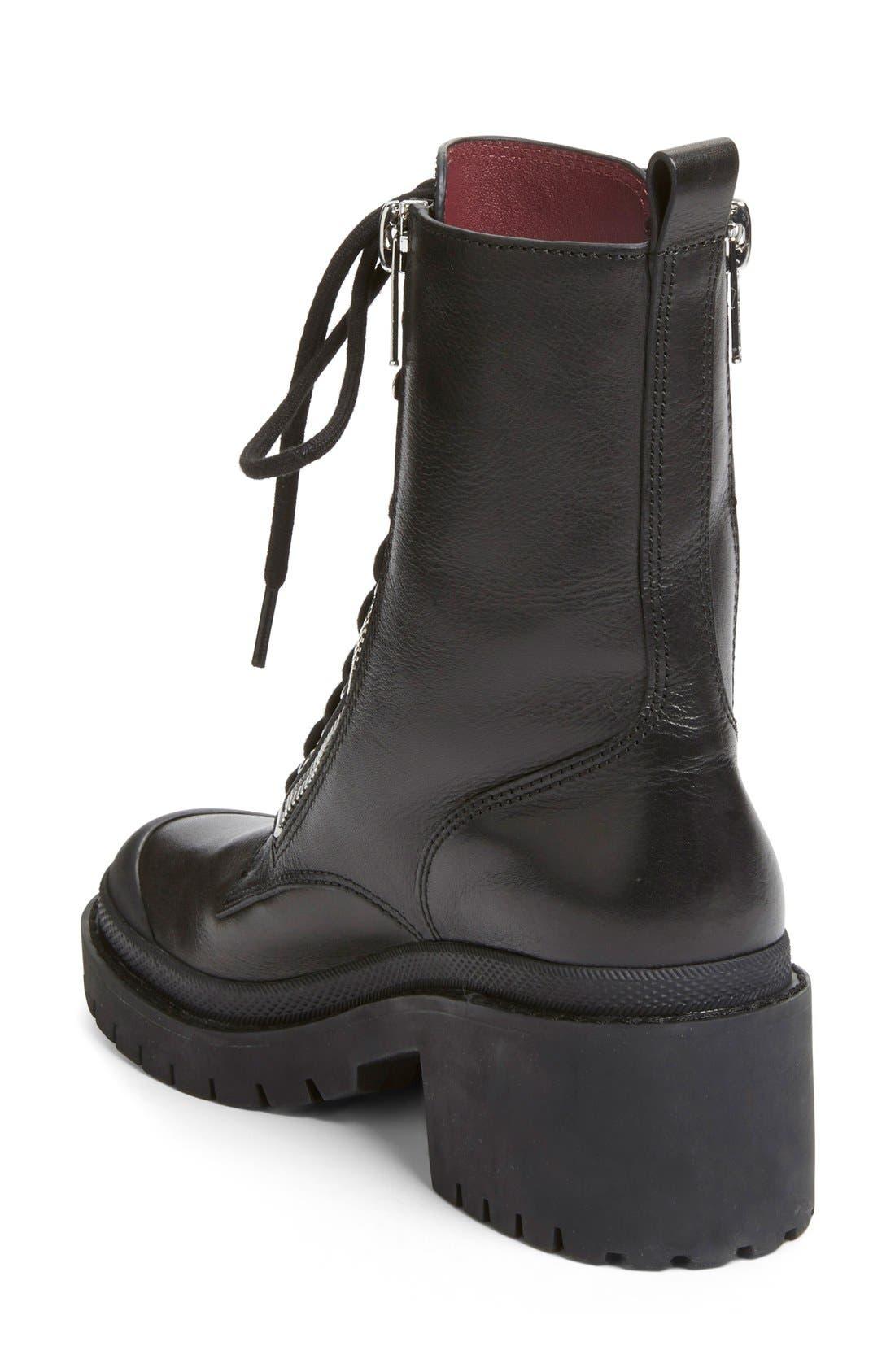 Alternate Image 2  - MARC BY MARC JACOBS 'Zip It' Multi Zip Boot (Women)