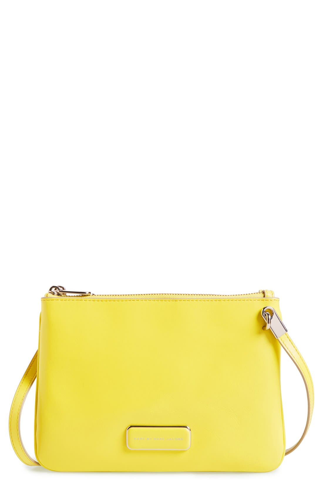 Main Image - MARC BY MARC JACOBS 'Double Percy' Crossbody Bag