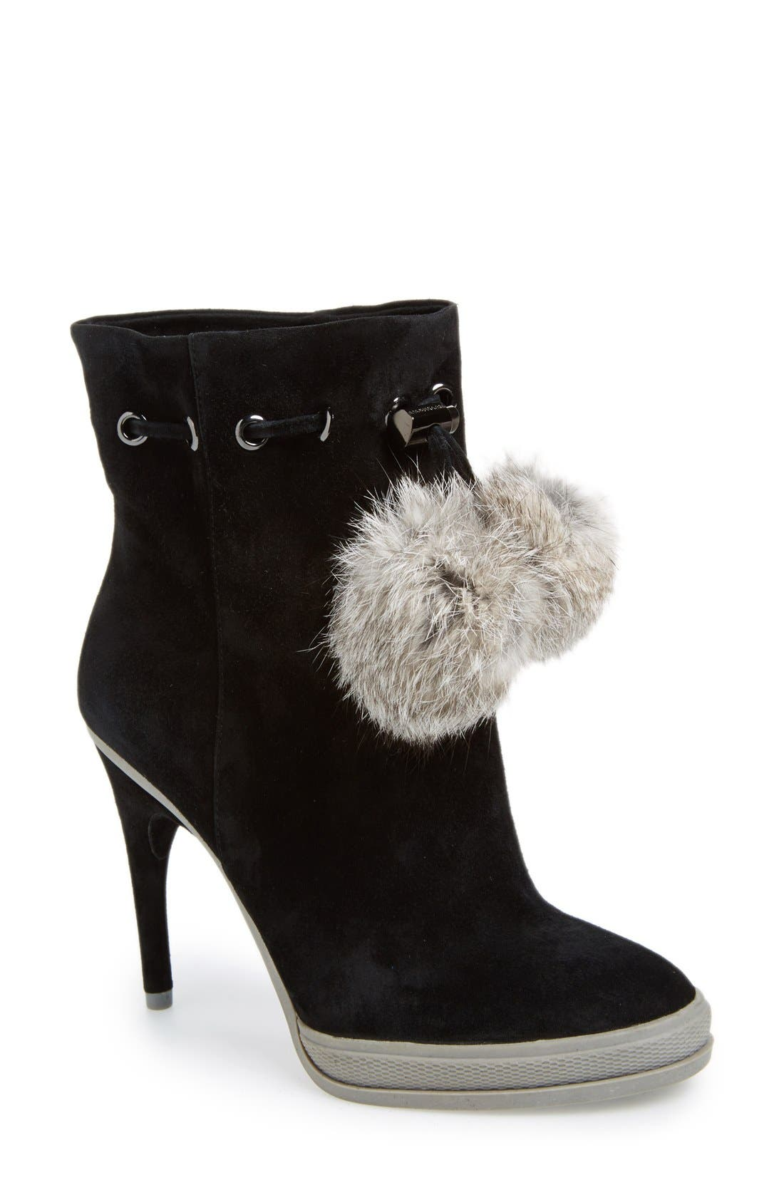 Alternate Image 1 Selected - BCBGMAXAZRIA 'Perry' Ankle Bootie (Women)