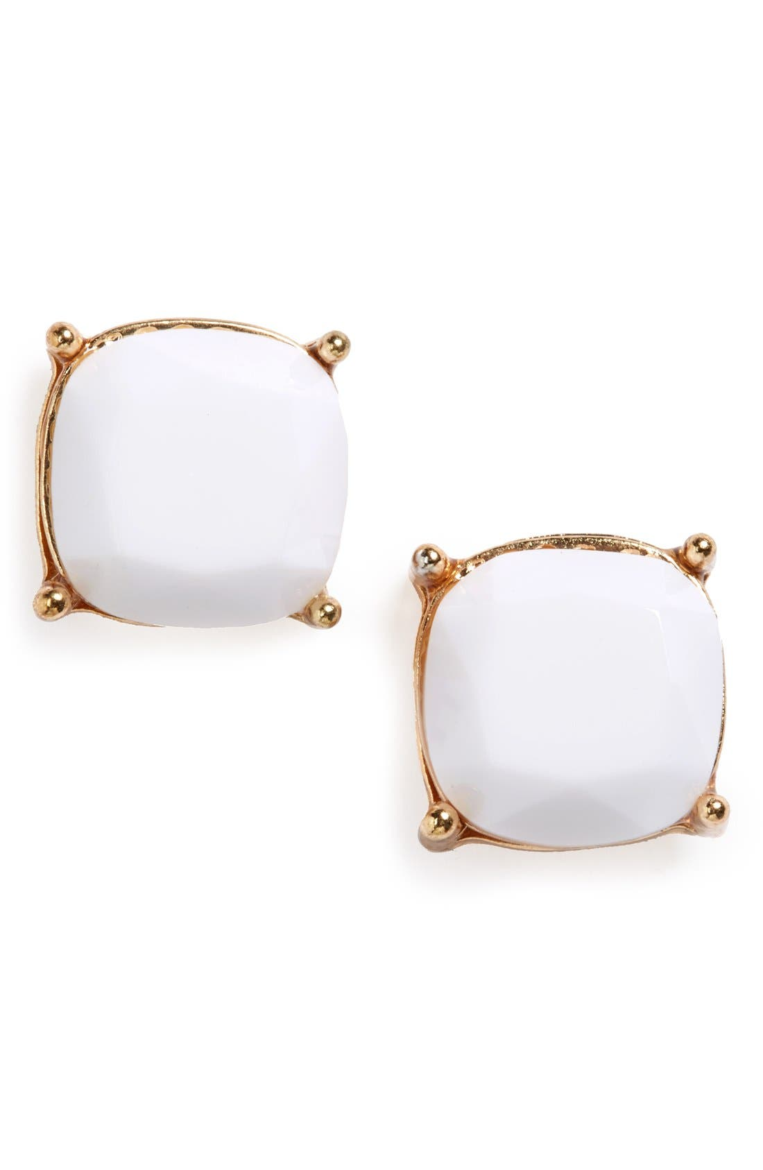 Main Image - BP. Stone Stud Earrings