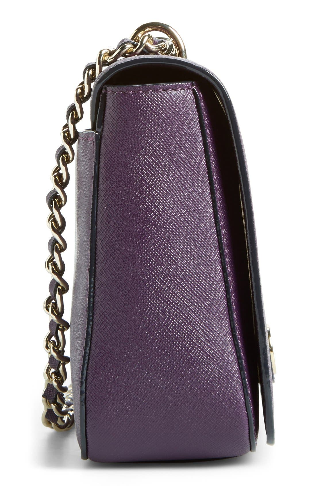 Alternate Image 5  - Tory Burch 'Robinson' Saffiano Leather Shoulder Bag