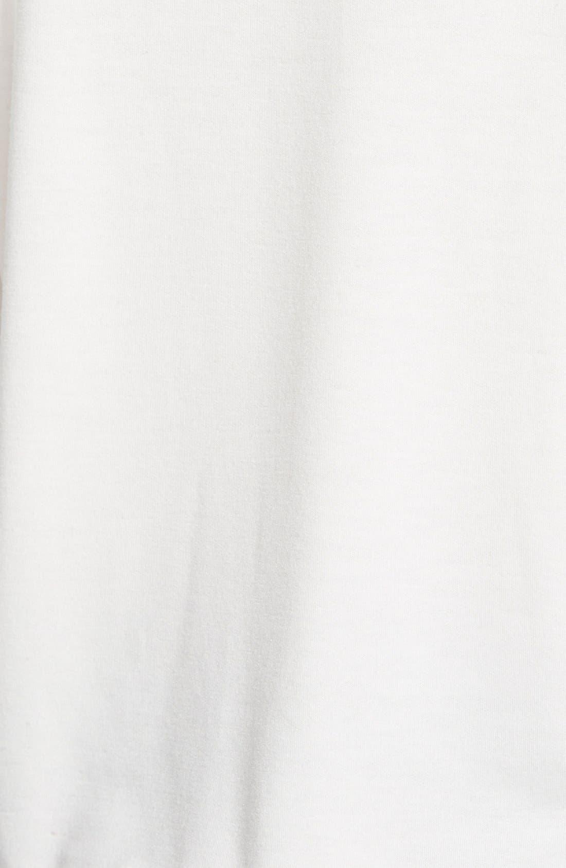 Alternate Image 3  - Ten Sixty Sherman 'I'm a Cuddler' Graphic Long Sleeve Tee (Juniors)