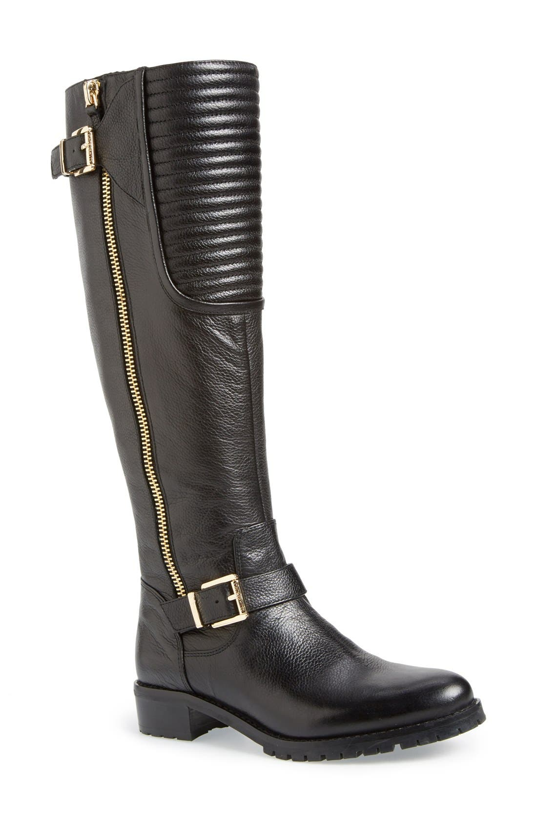 Alternate Image 1 Selected - Vince Camuto 'Jamina' Riding Boot (Women)