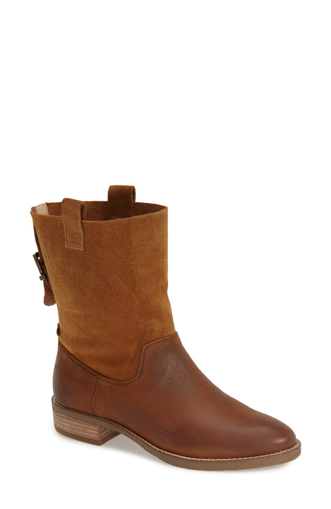 Alternate Image 1 Selected - Sole Society 'Jaclyn' Almond Toe Boot (Women)