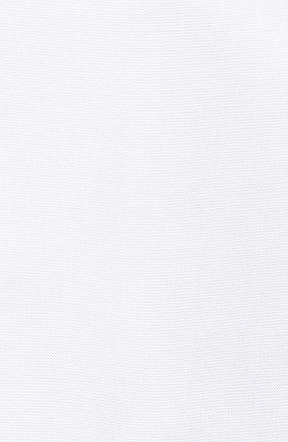 Alternate Image 5  - Nordstrom Men's Shop Smartcare™ Traditional Fit Dress Shirt