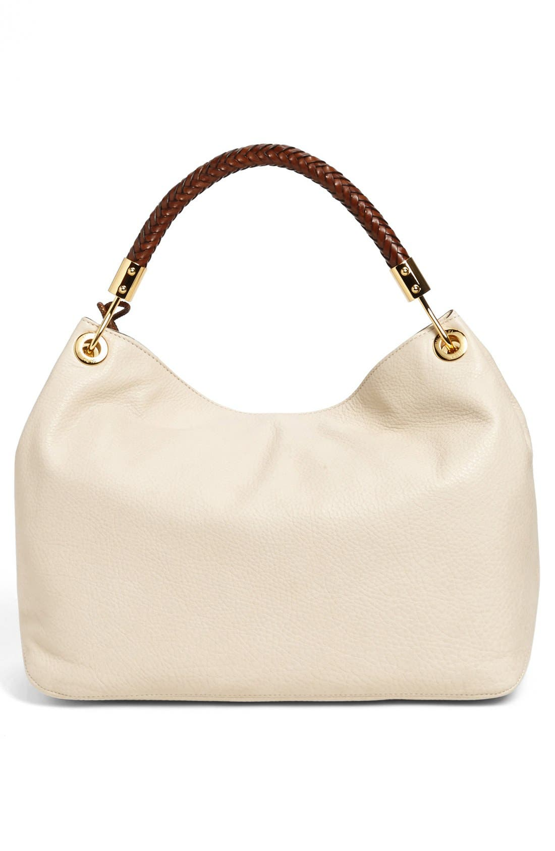 Alternate Image 3  - Michael Kors 'Large Skorpios' Leather Shoulder Bag