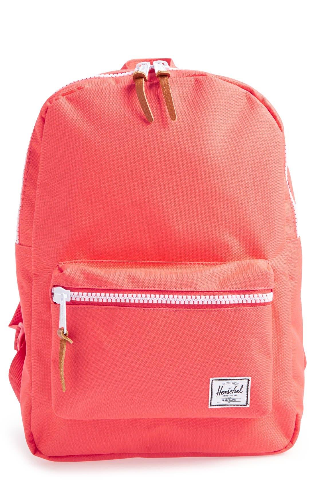Alternate Image 1 Selected - Herschel Supply Co. 'Settlement' Backpack (Kids)