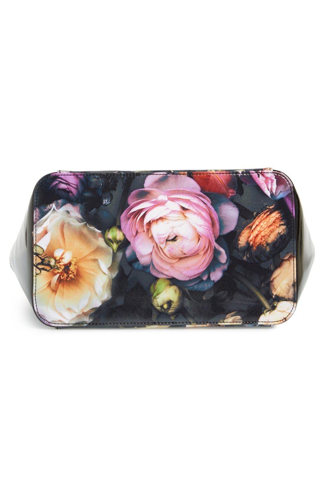 Alternate Image 6  - Ted Baker London 'Shadow Flora' Tote