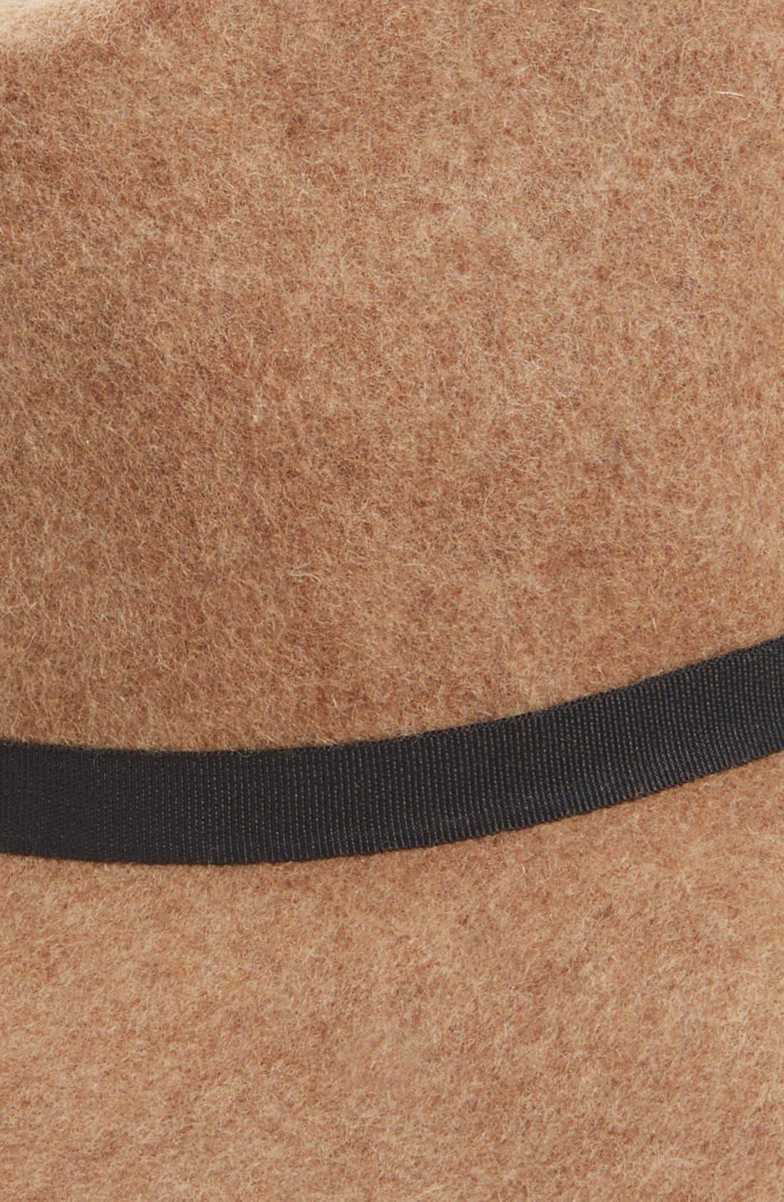 Alternate Image 2  - Hinge Wool Felt Panama Hat
