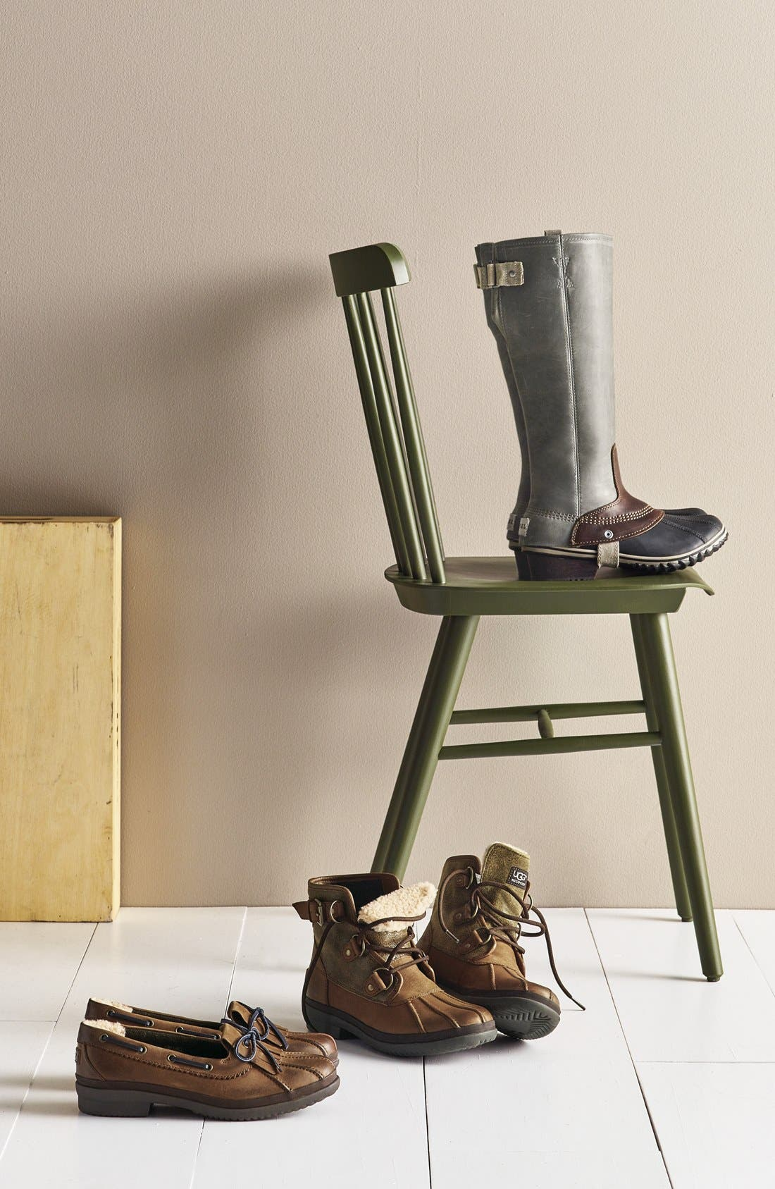 Alternate Image 5  - UGG® Cecile Waterproof Boot (Women)