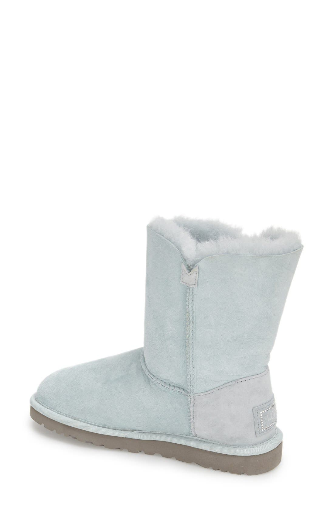 Alternate Image 2  - UGG® Australia 'Bailey Button Bling' Boot (Women)(Nordstrom Exclusive Color)