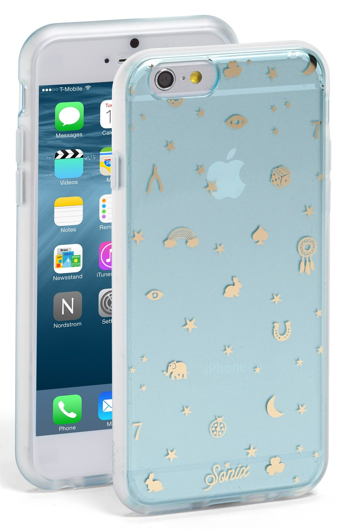 Alternate Image 1 Selected - Sonix 'Lucky Charm' iPhone 6 Plus & 6s Plus Case