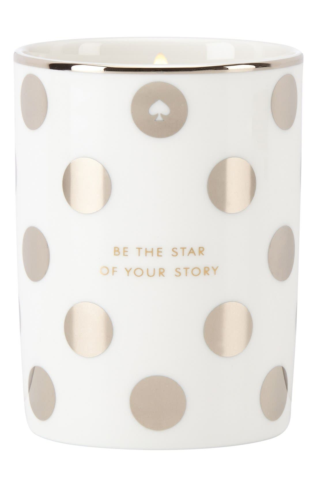 Alternate Image 1 Selected - kate spade new york dot candle