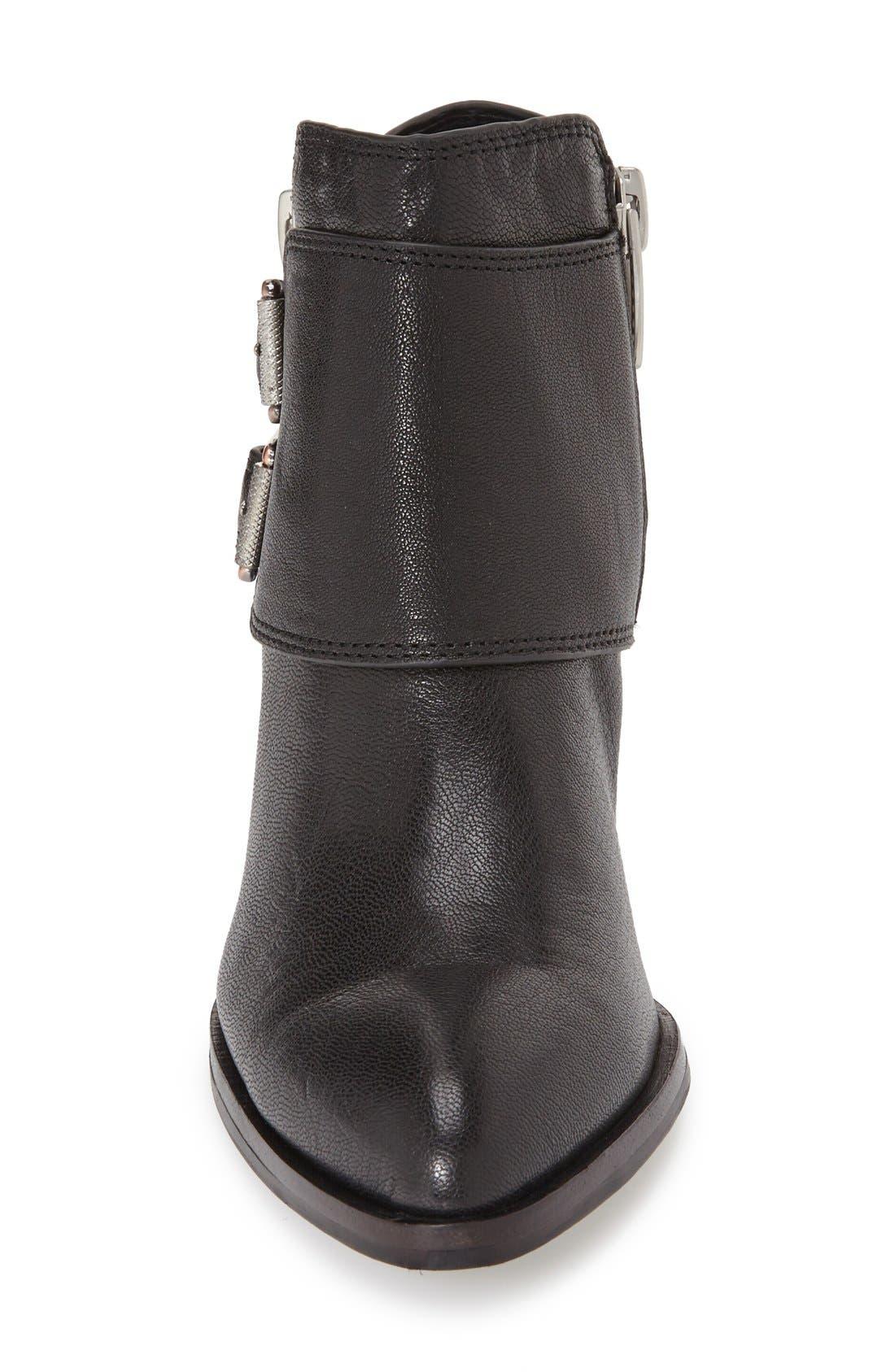 Alternate Image 3  - Calvin Klein 'Neveah' Monk Strap Bootie (Women)