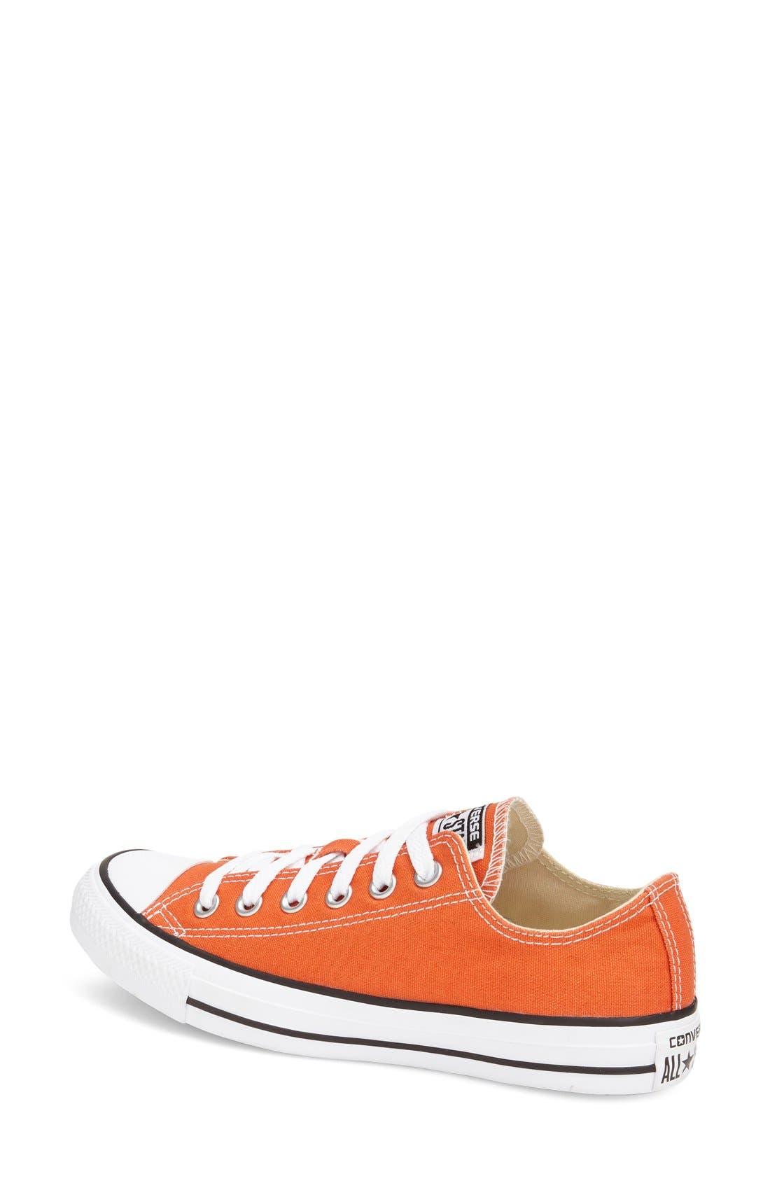 Alternate Image 2  - Converse Chuck Taylor® All Star® 'Seasonal Ox' Low Top Sneaker (Women)
