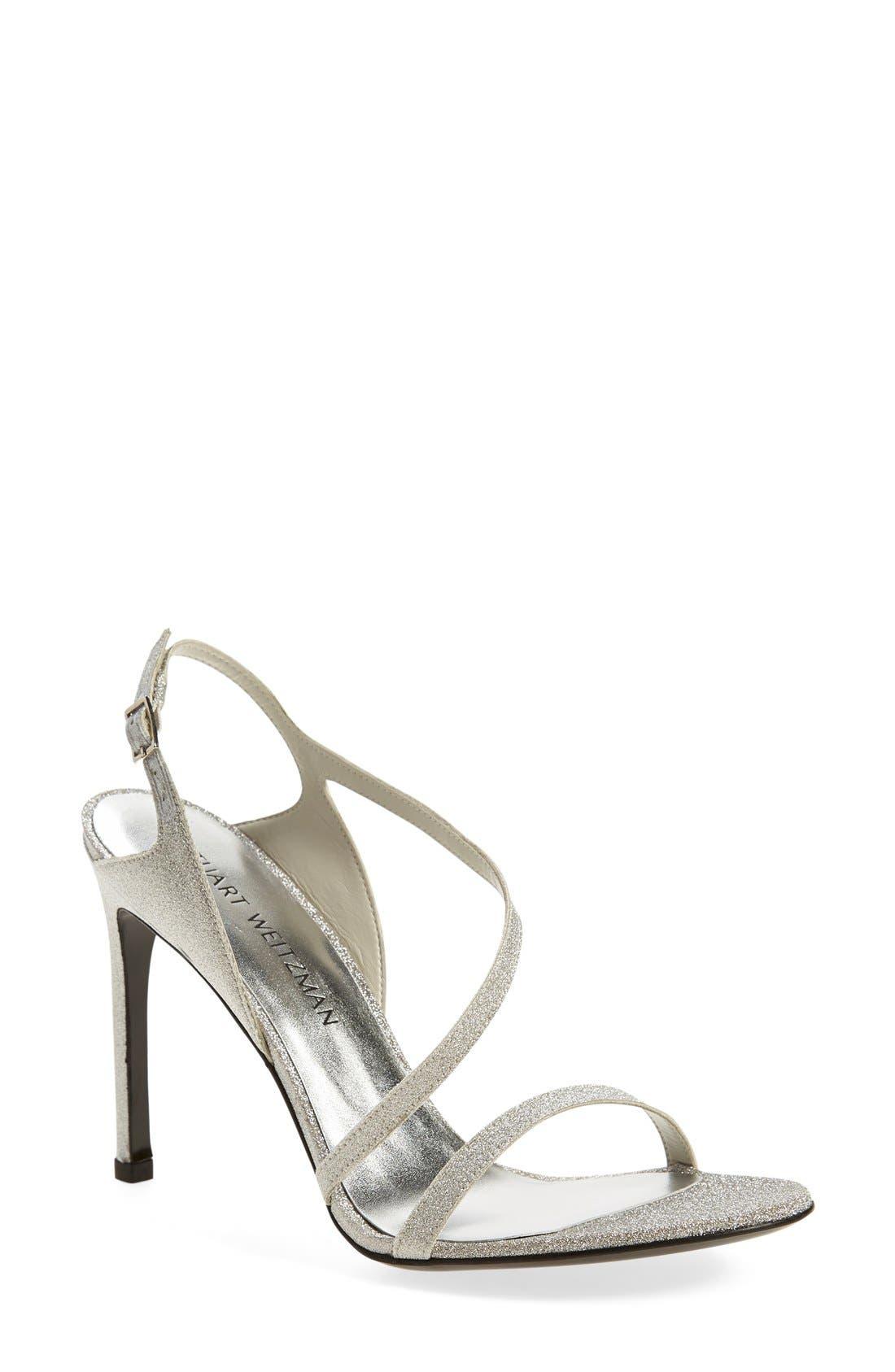 Alternate Image 1 Selected - Stuart Weitzman 'Sensual' Sandal (Women)