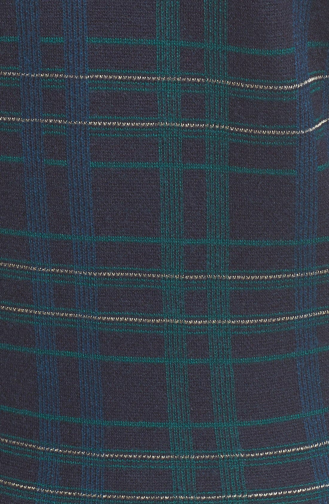 Alternate Image 3  - Equipment 'Ondine' Plaid Wool Pullover