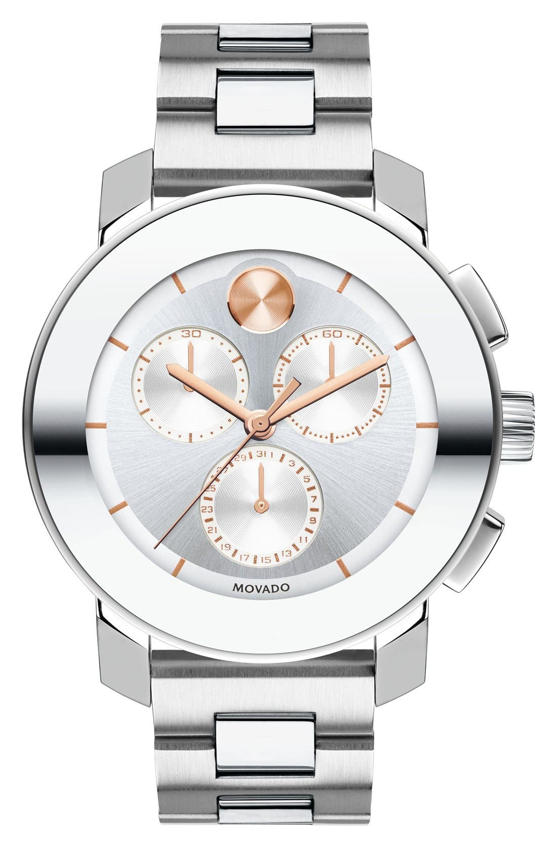 movado bold chrono bracelet 38mm nordstrom