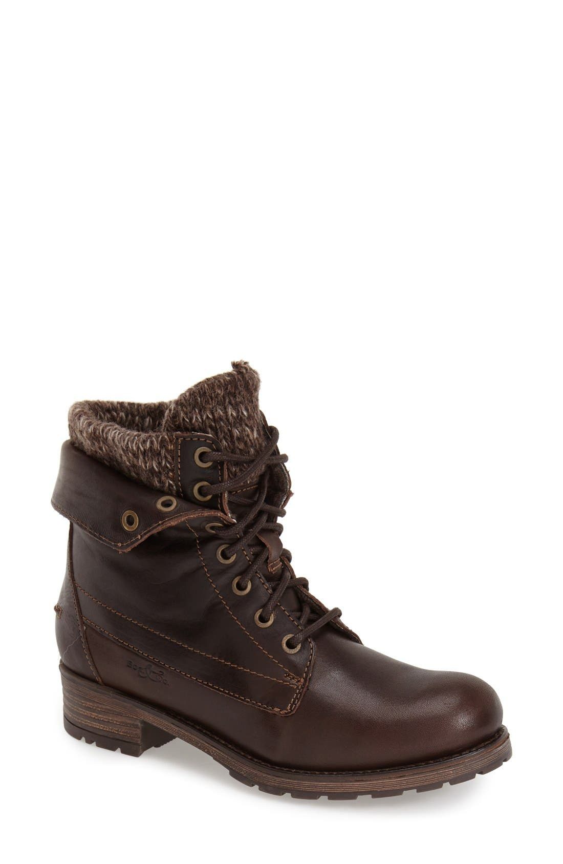 Alternate Image 1 Selected - Bos. & Co. 'Padang' Waterproof Boot (Women)