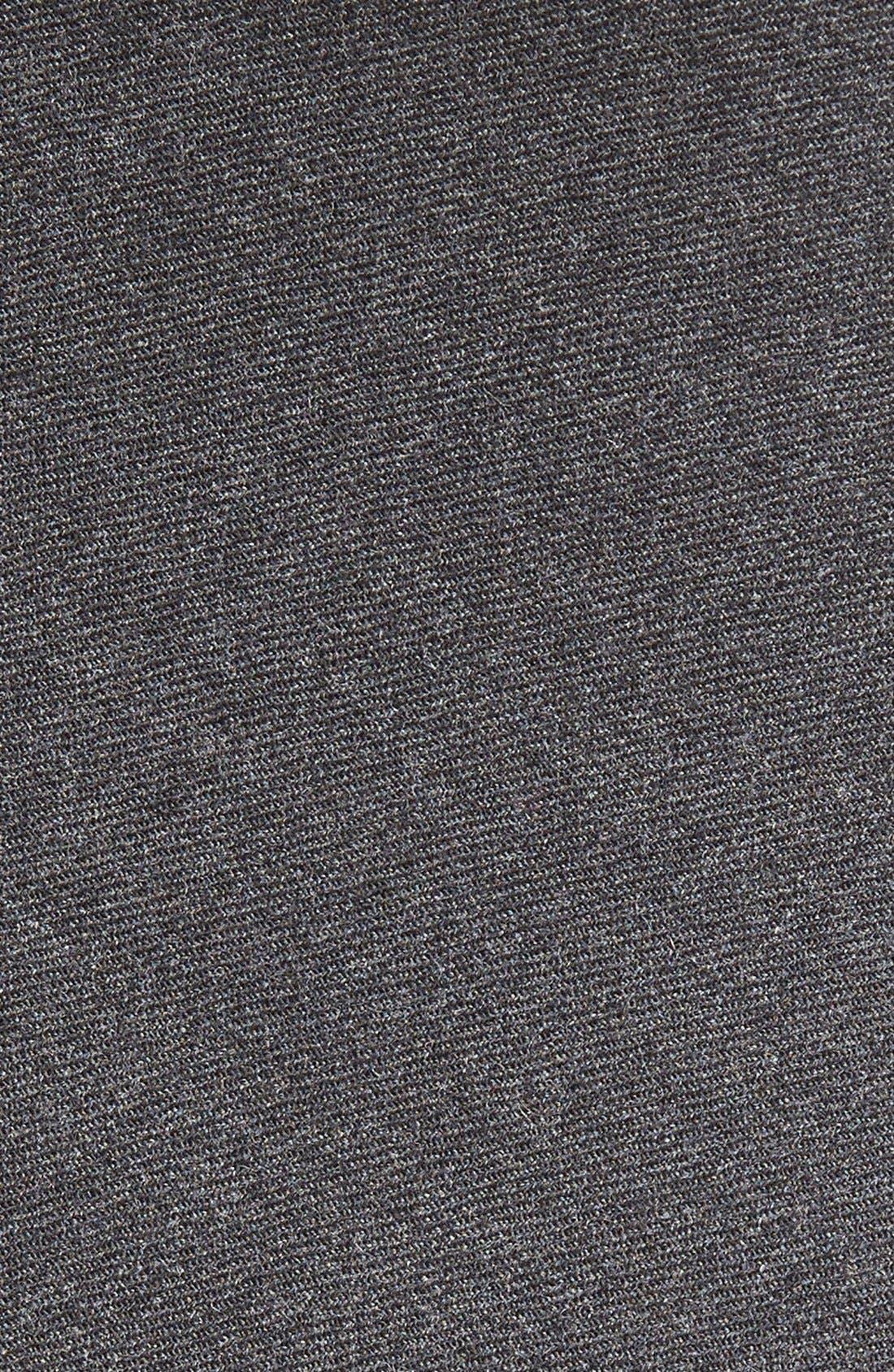 Alternate Image 5  - Eileen Fisher Wool Twill Sarong Pants  (Regular & Petite)
