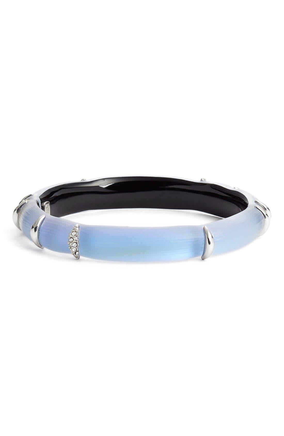 Alternate Image 1 Selected - Alexis Bittar'Lucite® - Liquid Stripe' Bangle Bracelet