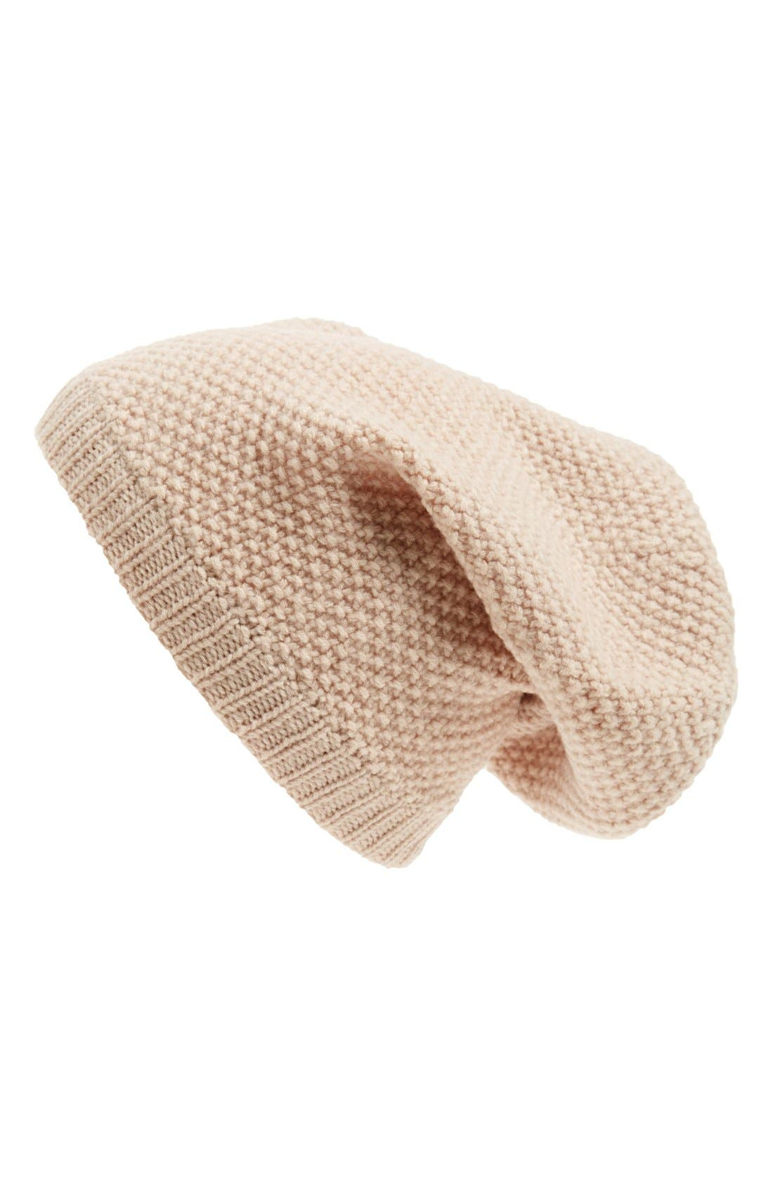 Alternate Image 1 Selected - Sole Society Wool Knit Beanie