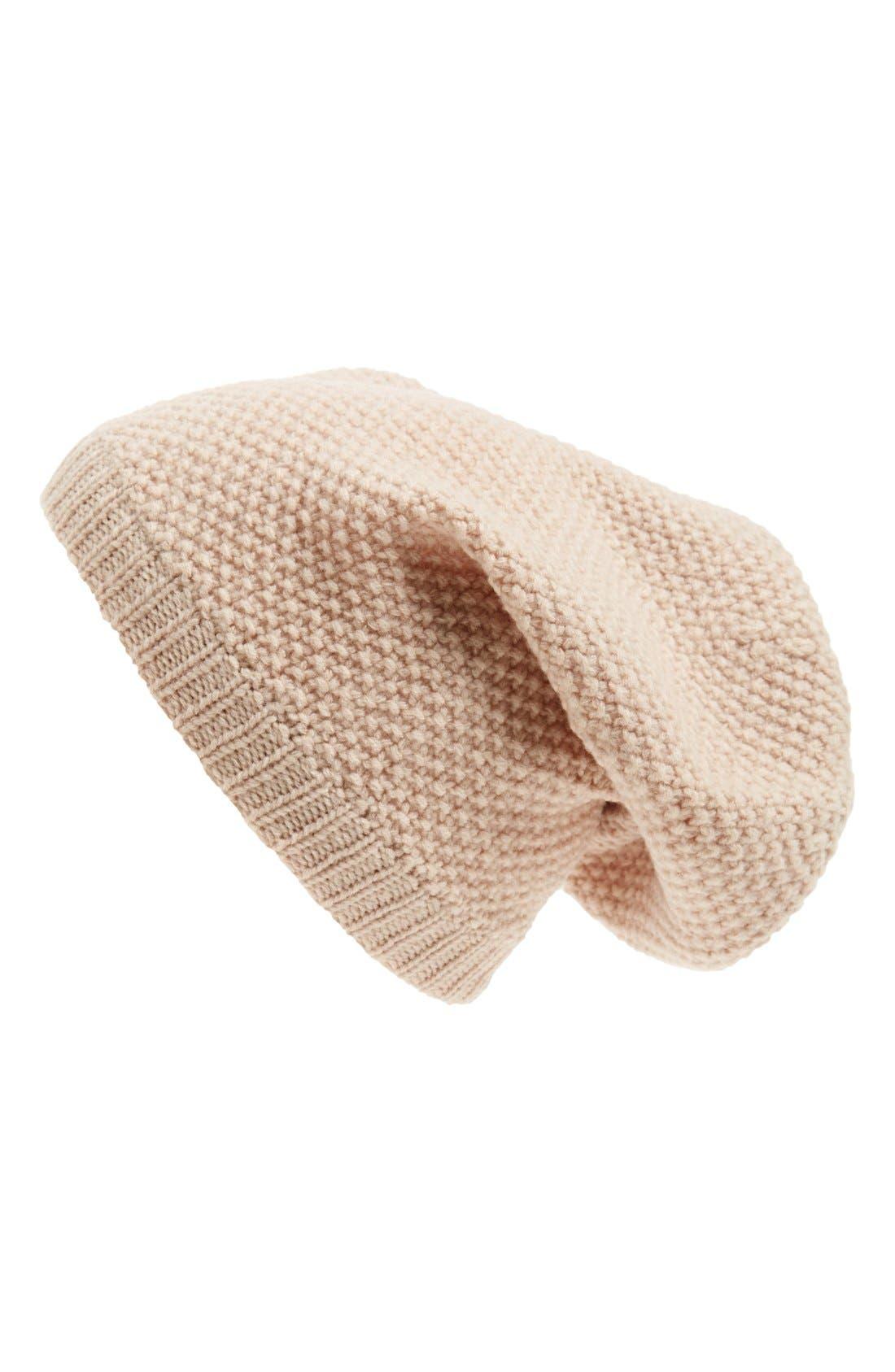 Main Image - Sole Society Wool Knit Beanie
