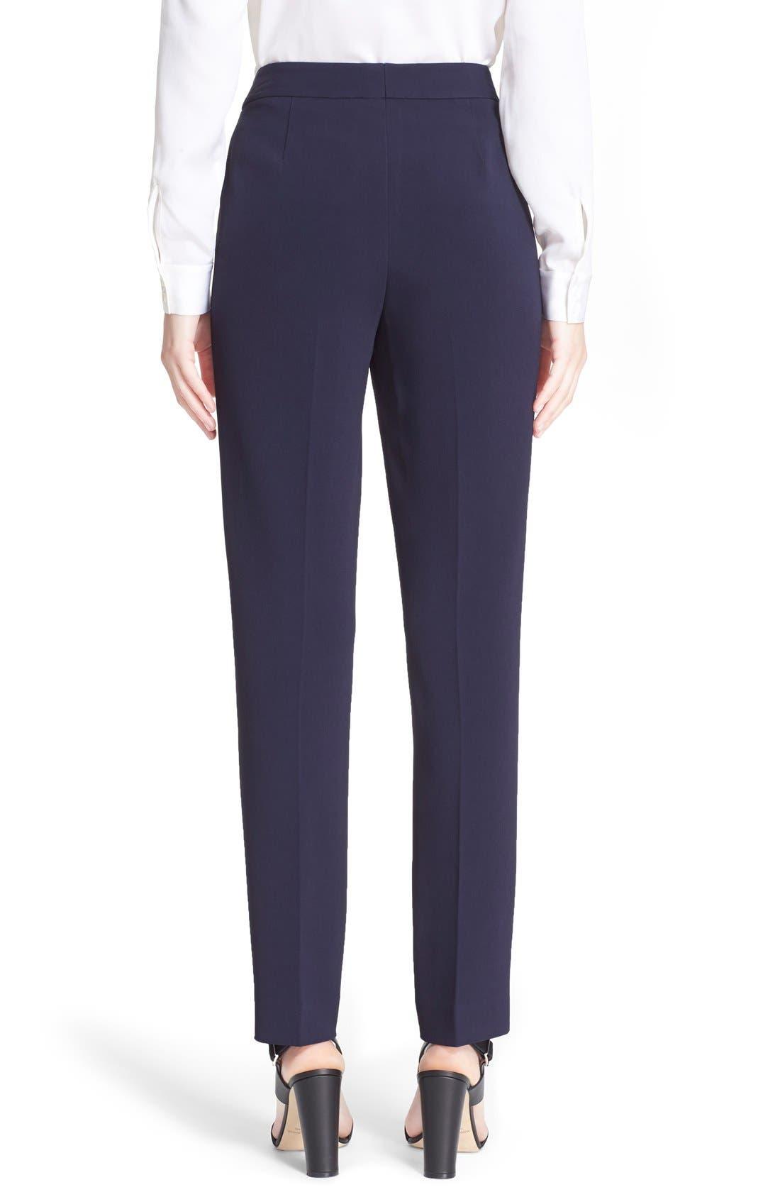 Alternate Image 2  - Nordstrom Signature and CarolineIssa'Pearl' Skinny Pants