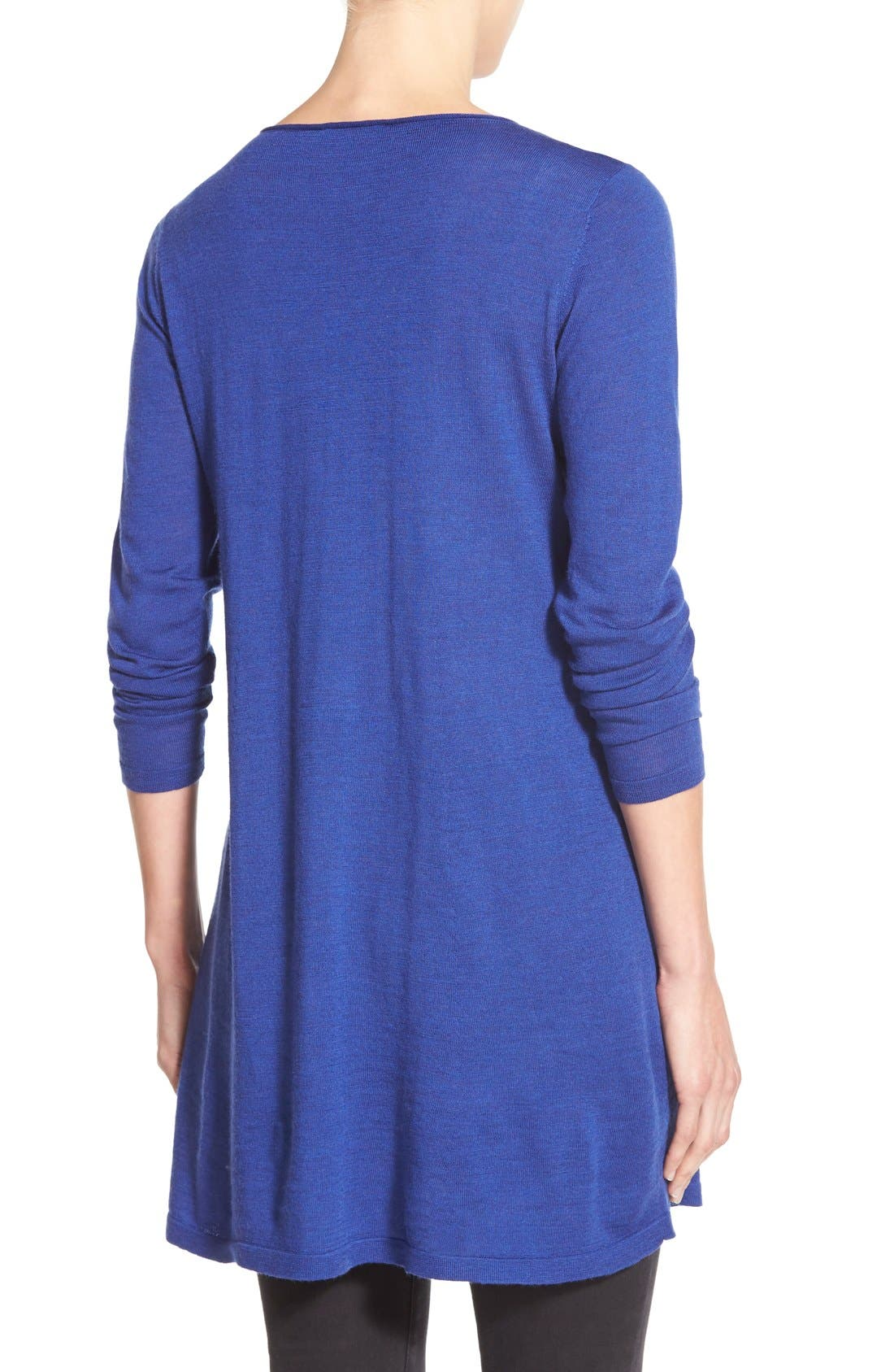 Alternate Image 2  - Eileen Fisher Fine Merino Tunic (Online Only)