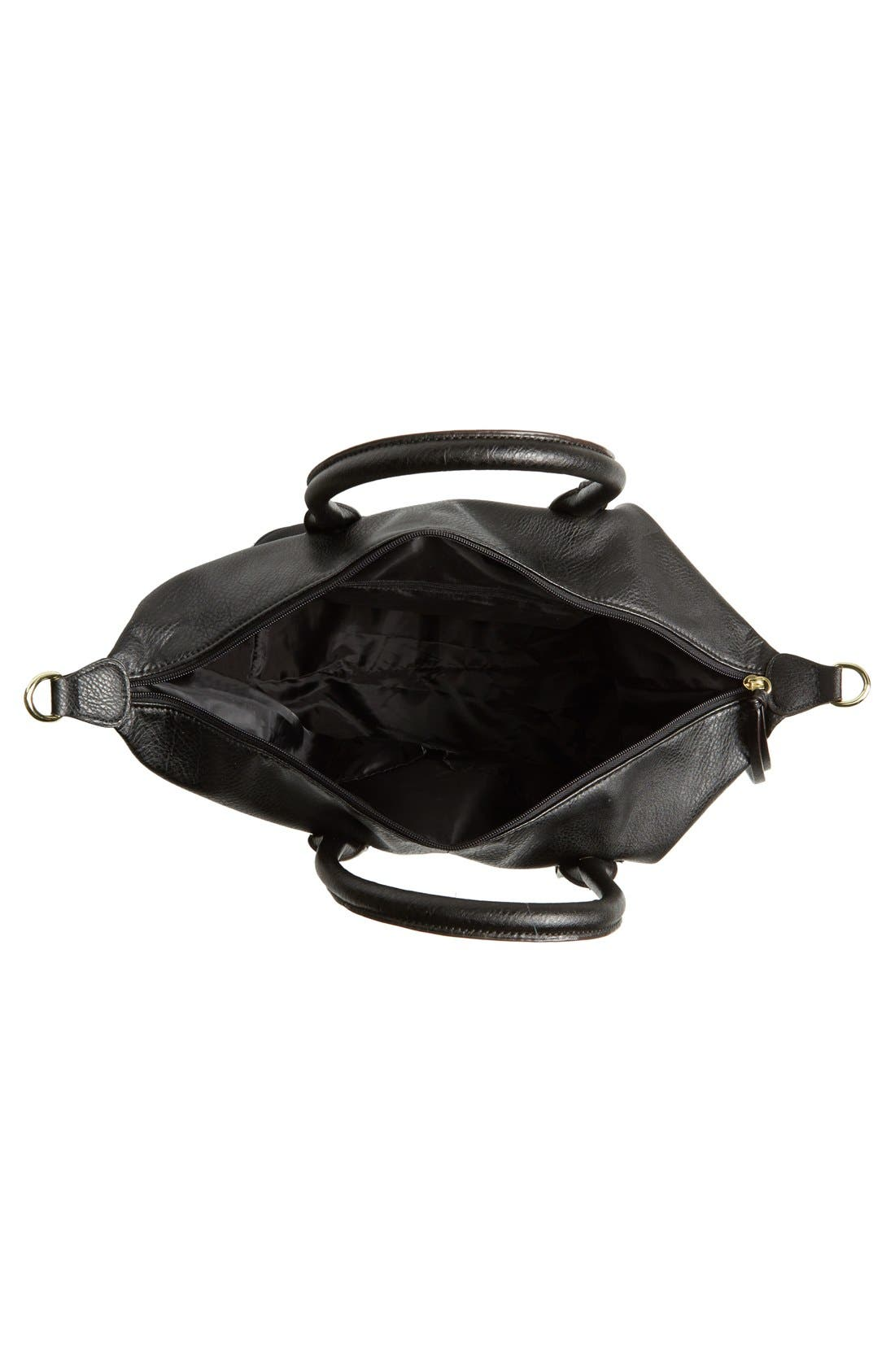 Alternate Image 4  - BP. Faux Leather Satchel
