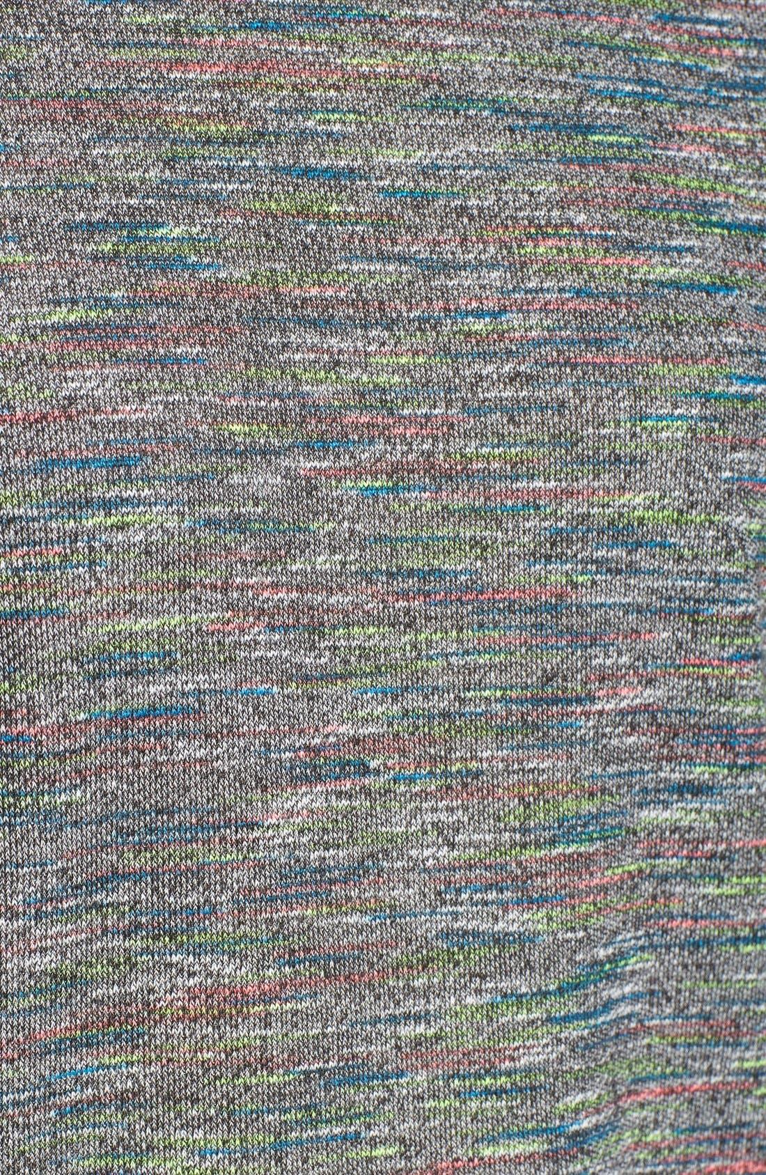 Alternate Image 6  - One Clothing Space Dye Sweater Dress