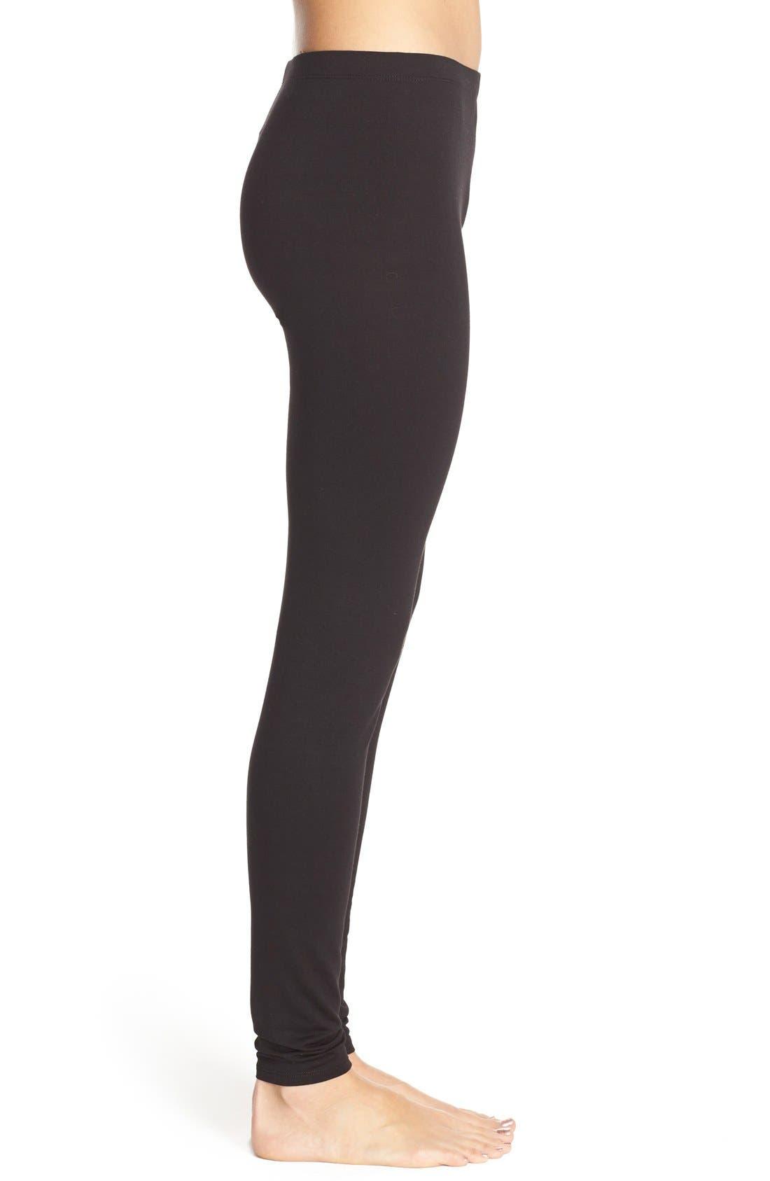 Alternate Image 3  - DKNY 'City Essentials' Leggings