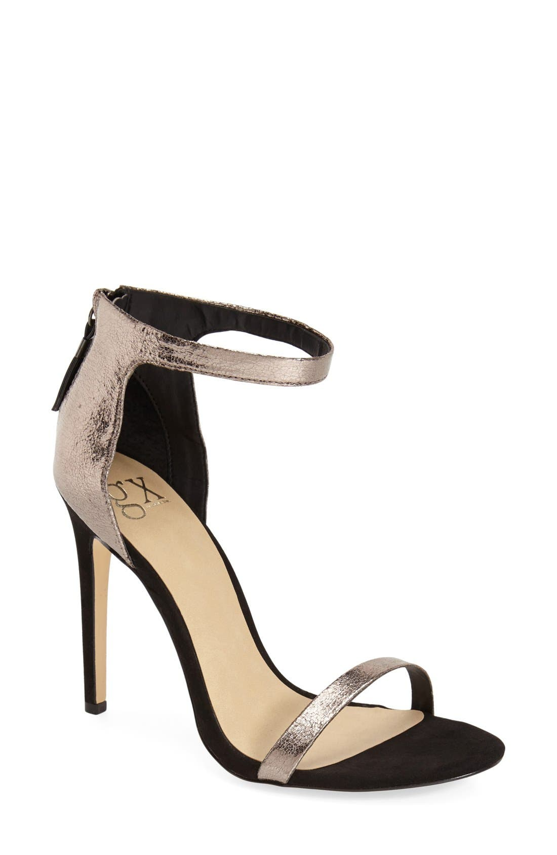 Alternate Image 1 Selected - gx by Gwen Stefani 'Observe' Ankle Strap Sandal (Women)