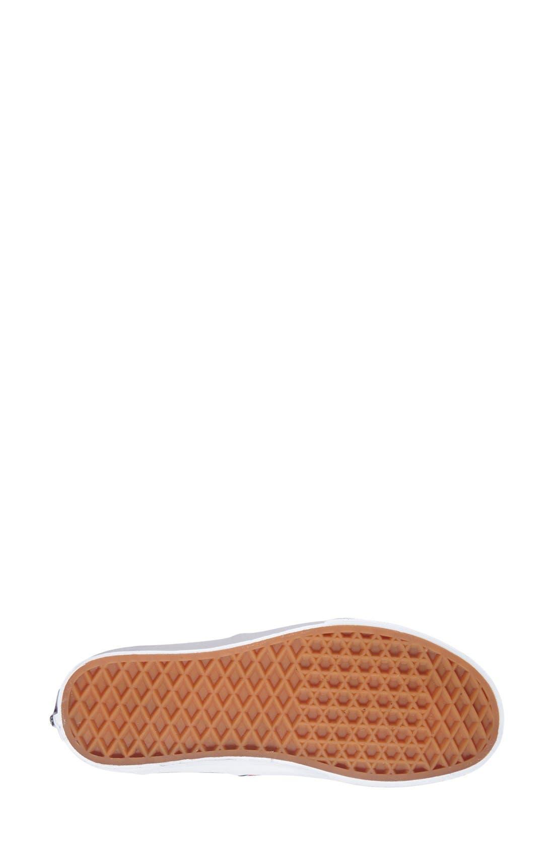 Alternate Image 4  - Vans 'Authentic - Disney® 101 Dalmatians®' Sneaker (Women)