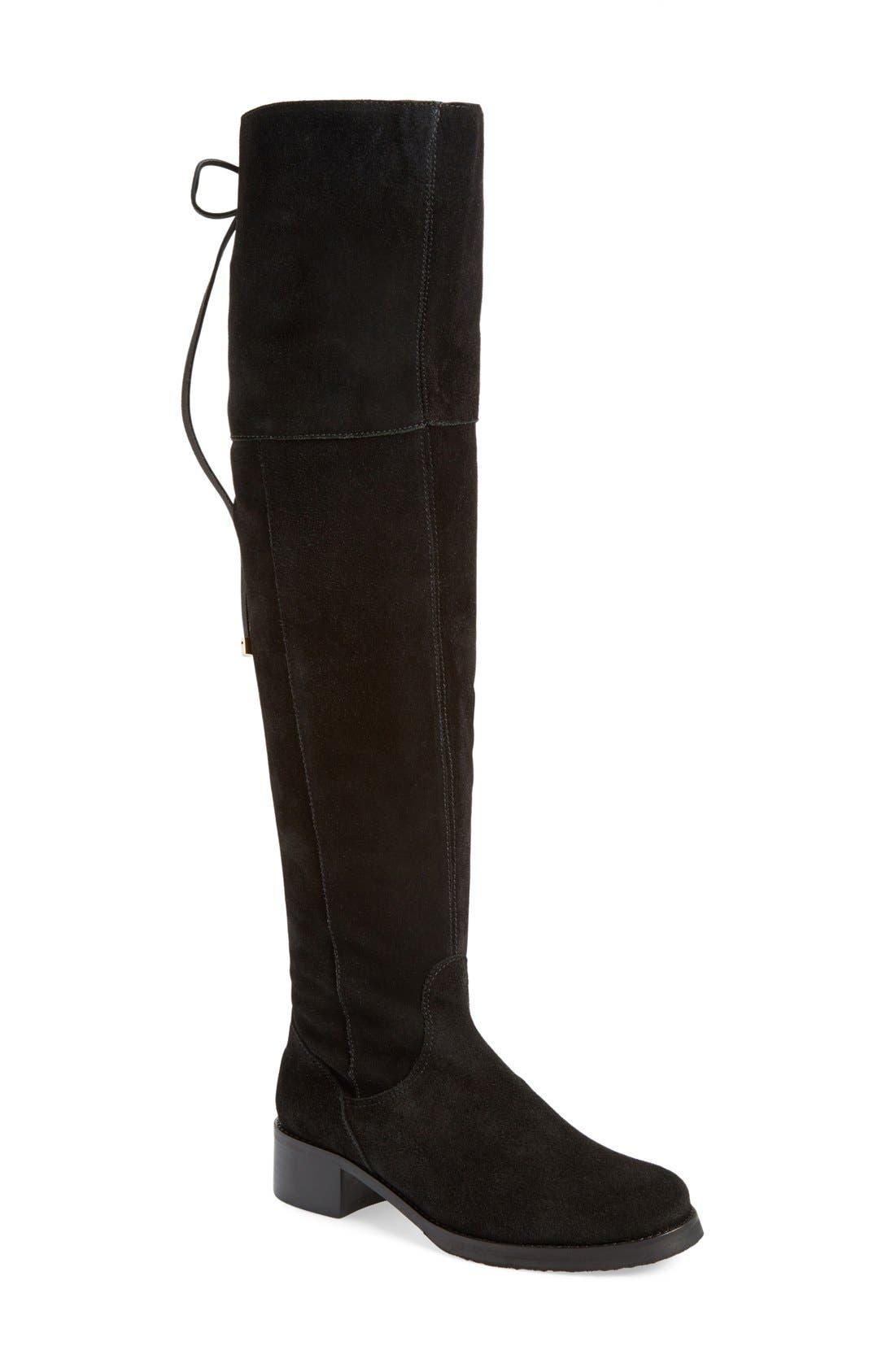 Alternate Image 1 Selected - Klub Nico 'Zuni' Over the Knee Boot (Women) (Wide Calf)